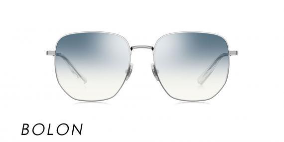 عینک آفتابی چند ضلعی بولون - BOLON BL7088 - اپتیک وحدت - عکس زاویه روبرو