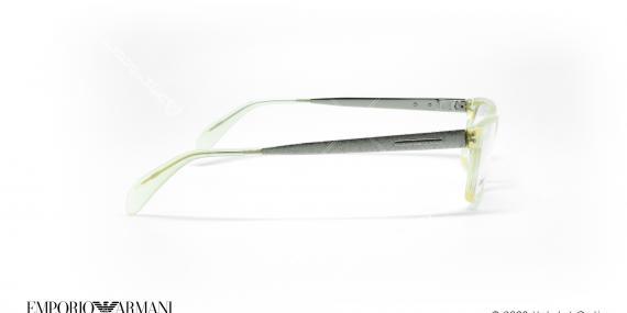 عینک طبی جورجیو آرمانی - GIORGIO ARMANI GA872 - شیشه ای - عکاسی وحدت - زاویه کنار
