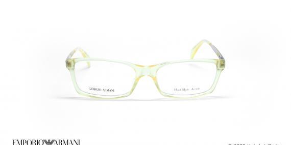 عینک طبی جورجیو آرمانی - GIORGIO ARMANI GA872 - شیشه ای - عکاسی وحدت - زاویه روبرو