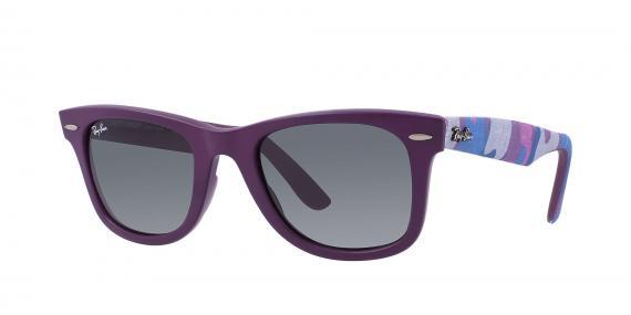 عینک آفتابی ویفرر ری بن طرح تکاوری زاویه سه رخ