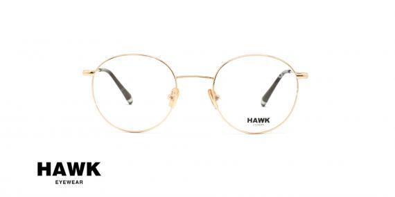 عینک طبی هاوک - HAWK HW 7233 - عکاسی وحدت - زاویه روبرو