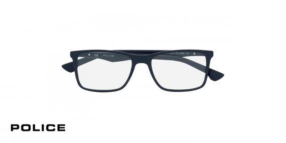 عینک طبی مستطیلی  پلیس - POLICE VPL638- اپتیک وحدت - عکس زاویه روبرو
