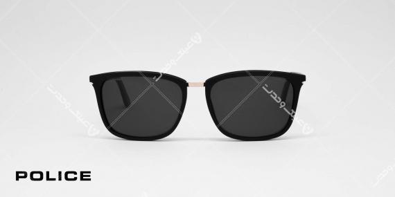 آفتابی پلیس - black bird 10 - رنگ مشکی - عکاسی اپتیک وحدت - زاویه روبرو