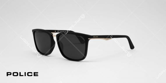 آفتابی پلیس - black bird 10 - رنگ مشکی - عکاسی اپتیک وحدت - زاویه سه رخ