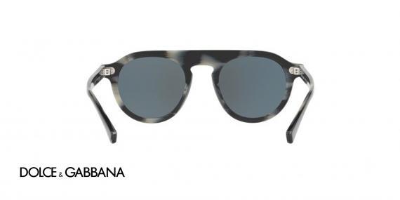 عینک آفتابی کائوچویی مردانه مدل جاز دولچه گابانا - زاویه داخل