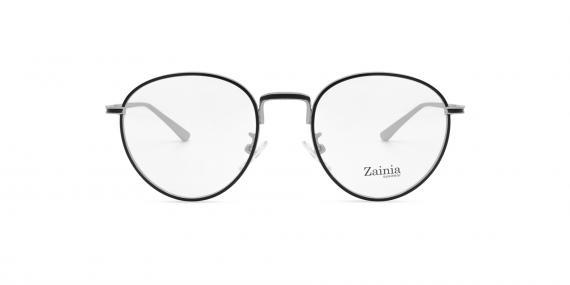 عینک طبی زینیا مدل Z1149 کد رنگ C101 زاویه رو به رو عکاسی شده توسط اپتیک وحدت