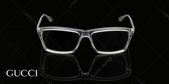 عینک طبی گوچی  - GUCCI GG3517 -عکاسی وحدت - عکس زاویه روبرو