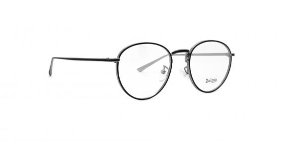 عینک طبی زینیا مدل Z1149 کد رنگ C101 زاویه چپ عکاسی شده توسط اپتیک وحدت