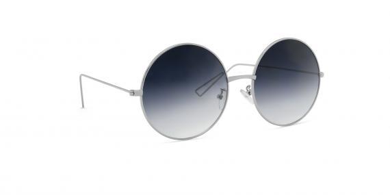 عینک آفتابی زینیا کد مدل Z8174 و کد رنگ 101GG زاویه چپ - تصویر برداری توسط اپتیک وحدت