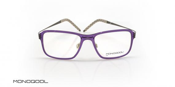 عینک طبی زنانه مونوکول - MONOQOOL IN5080 - عکاسی وحدت - عکس زاویه روبرو