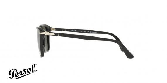 عینک آفتابی کائوچویی پرسول - Persol PO3192S - زاویه کنار
