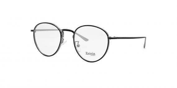 عینک طبی زینیا مدل Z1149 کد رنگ C101 زاویه راست عکاسی شده توسط اپتیک وحدت