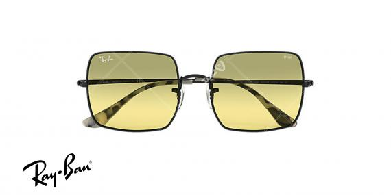 عینک آفتابی ری بن EVOLVE RB1971- فریم مشکی و عدسی سبز-اپتیک وحدت - عکس از زاویه روبرو