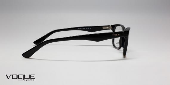 عینک طبی وگ - Vogue - VO2787 - رنگ مشکی - زاویه کنار