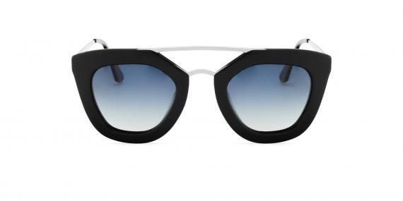 عینک آفتابی زینیا مدل Z8173 با کد رنگ 101GG زاویه رو به رو - عکاسی شده توسط اپتیک وحدت