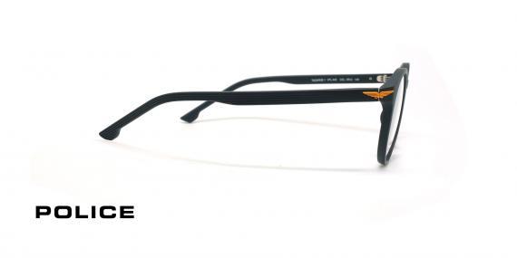 عینک طبی گرد پلیس - POLICE VPLA43 TAILWIND1-عکاسی وحدت - عکس زاویه کنار