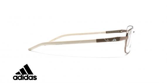 عینک طبی آدیداس فلزی مستطیلی- عکاسی وحدت- زاویه کنار راست