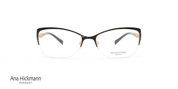 عینک طبی گربه ای آنا هیکمن Ana Hickmann AH1294 - عکاسی وحدت - زاویه رو به رو