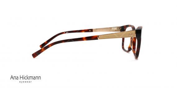 عینک طبی کائوچویی آنا هیکمن AH6205 G21 - عکاسی وحدت - زاویه کنار