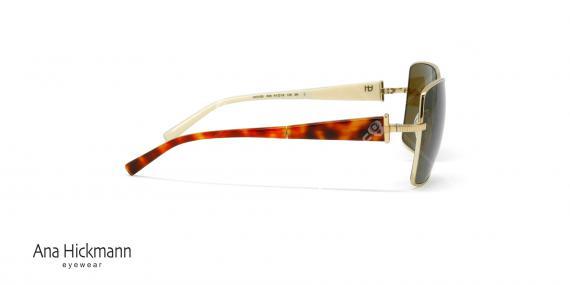 عینک آفتابی آنا هیکمن Ana Hickmann AH3120 04A - عکاسی وحدت - عکس از کنار