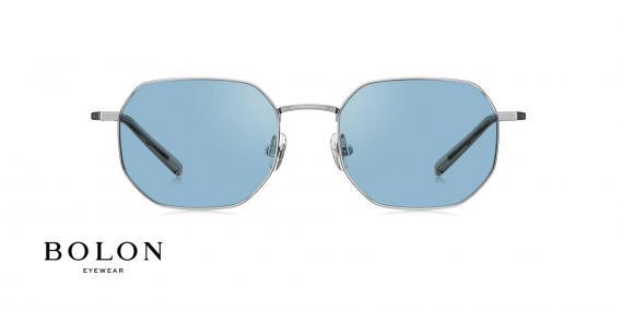عینک آفتابی چند ضلعی بولون - BOLON BL7113 - عکاسی وحدت - عکس زاویه روبرو