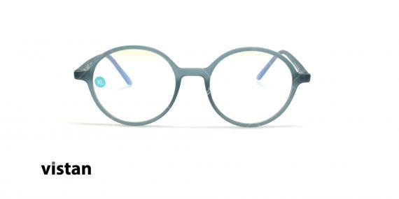 عینک آماده بلوکنترل ویستان VISTAN OB1593 - آبی - عکاسی وحدت - زاویه روبرو