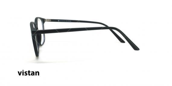 عینک آماده بلوکنترل ویستان VISTAN OB1001 - مشکی - عکاسی وحدت - زاویه کنار