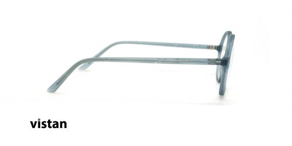 عینک آماده بلوکنترل ویستان VISTAN OB1593 - آبی - عکاسی وحدت - زاویه کنار