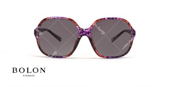 عینک آفتاب بولون - BOLON BL2510 - عکاسی وحدت - عکس زاویه روبرو