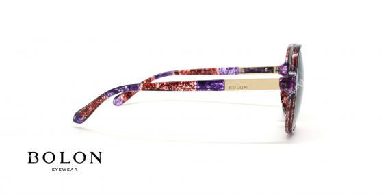 عینک آفتاب بولون - BOLON BL2510 - عکاسی وحدت - عکس زاویه کنار