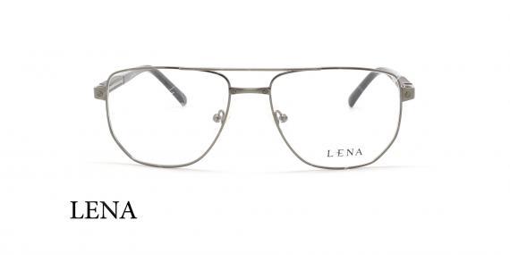 عینک طبی لنا - LENA LE443 - مشکی - عکاسی وحدت - عکس زاویه روبرو