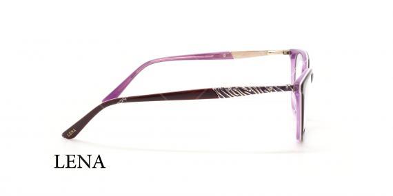 عینک طبی لنا - LENA LE467 - عکاسی وحدت - عکس زاویه کنار