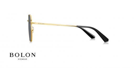 عینک آفتابی چند ضلعی بولون - BOLON BL7088-اپتیک وحدت - عگس زاویه کنار