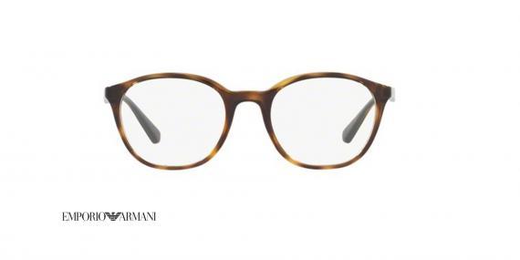 عینک طبی امپریو آرمانی - EMPORIO ARMANI EA3079 - عکاسی وحدت - عکس از زاویه رو به رو
