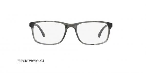 عینک طبی امپریو آرمانی  -EA3098 5551 -عکاسی وحدت - زاویه رو برو