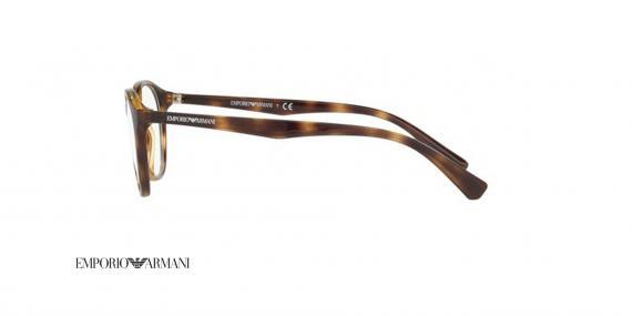 عینک طبی امپریو آرمانی - EMPORIO ARMANI EA3079 - عکاسی وحدت - عکس از زاویه بقل