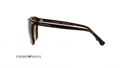 عینک آفتابی امپریو آرمانی  -EA4060 2026t5 -عکاسی وحدت - زاویه بقل