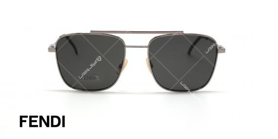 عینک آفتابی فندی - FENDI FFM0008S -عکاسی وحدت - عکس زاویه روبرو