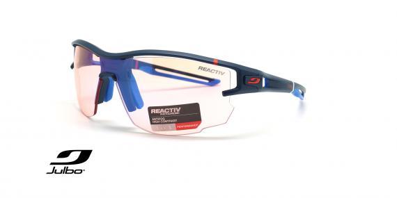عینک آفتابی ورزشی فتوکرومیک جولبو - عکاسی وحدت - زاویه کنار