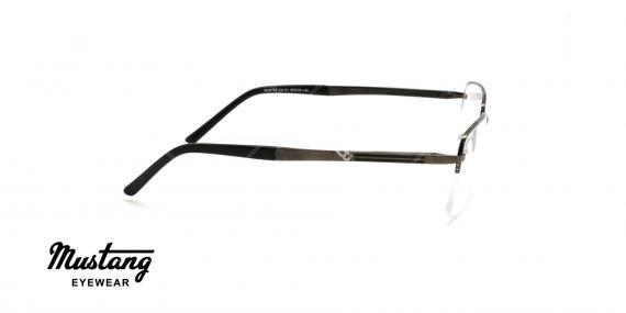 عینک طبی زیرگریف موستانگ - MUSTANG MU664 - عکاسی وحدت - عکس زاویه کنار