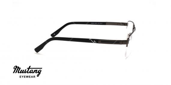 عینک طبی زیرگریف موستانگ - MUSTANG MU6846 - عکاسی وحدت - عکس زاویه کنار