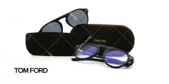 عینک طبی رویه دار تام فورد - TOM FORD TF5533-B