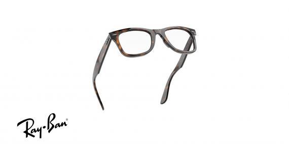 عینک طبی ویفرر ری بن - رنگ قهوه ای هاوانا - ray ban wayferer ease