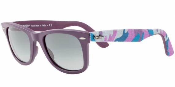 عینک آفتابی ویفرر ری بن طرح تکاوری زاویه روبرو