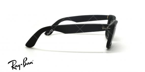 عینک آفتابی چرمی ویفرر ریبن - Rayban LIMITED EDITION Wayferer RB2140-Q-M- عکاسی وحدت - عکس زاویه کنار