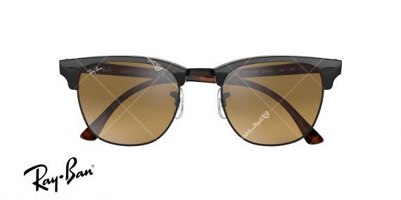 عینک آفتابی کلاب مستر ریبن - CLUBMASTER COLOR MIX RB3016 - عکس زاویه روبرو