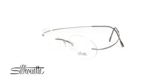 عینک طبی گریف سیلوئت - Silhouette 7625 - عکاسی وحدت - عکس زاویه سه رخ