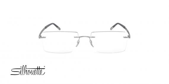 عینک طبی روکش طلا گریف سیلوئت - Silhouette 5528GN - عکاسیوحدت - عکس زاویه روبرو