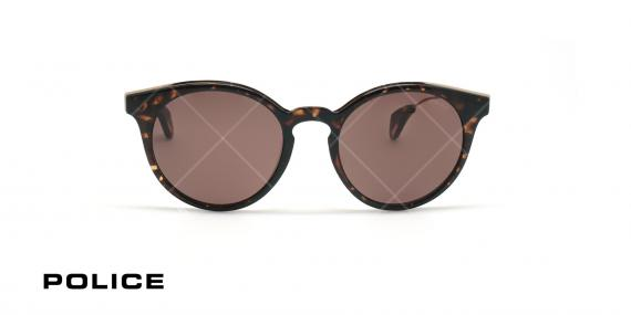 عینک آفتابی پلیس - POLICE SPL620 -فریم مشکی- عکاسی وحدت - زاویه سه رخ