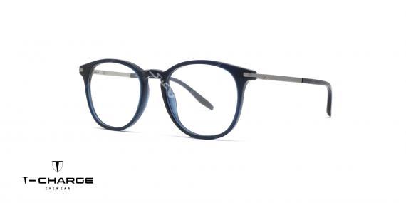 عینک طبی تی شارژ T Charge t9036 - عکاسی وحدت - زاویه سه رخ